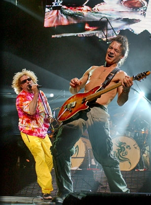 Eddie Van Halen 171 The Falcon S Nest