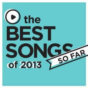 bestsongs2013